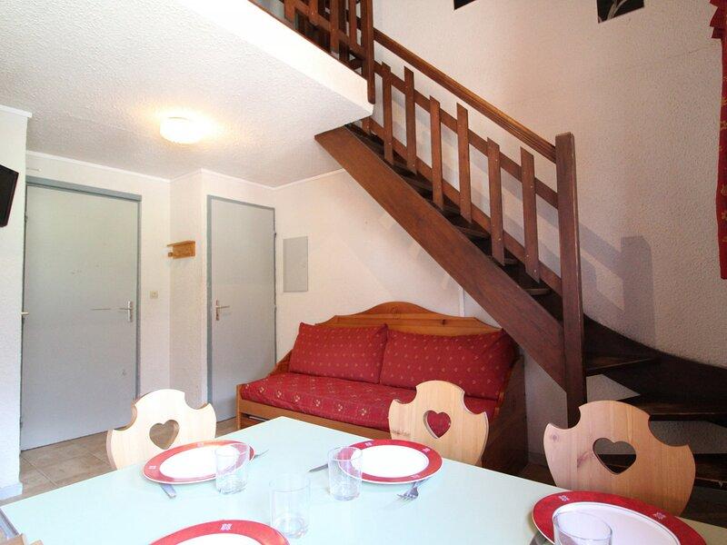 HVC221 : Appartement 5 personnes Val Cenis Lanslevillard, vacation rental in Bessans