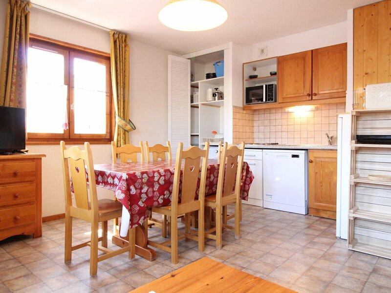 COM320M : Appartement dans quartier calme proche des navettes gratuites et de, casa vacanza a Bramans