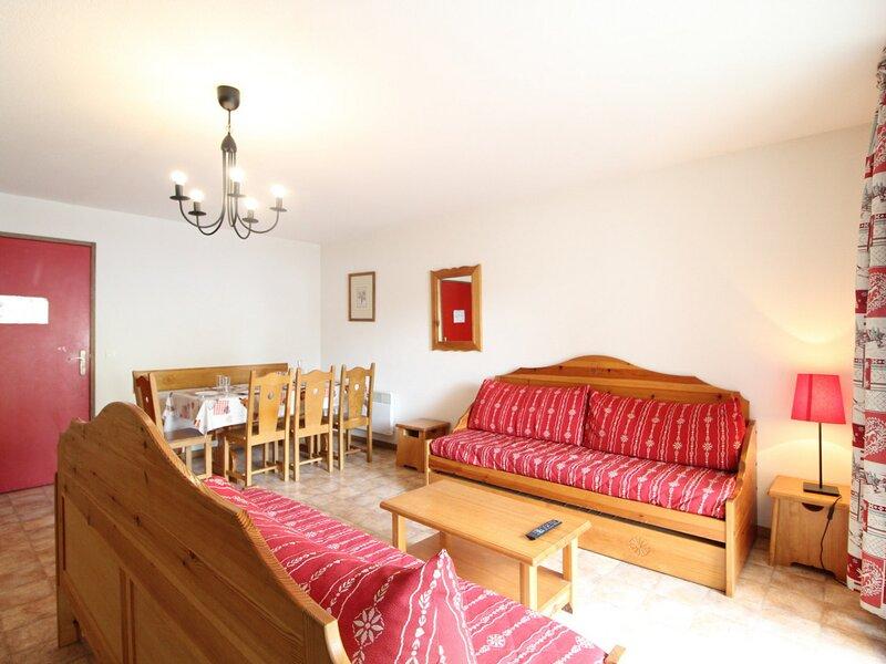 BONB30M - Appartement spacieux  pour 7 personnes au pied des pistes, aluguéis de temporada em Val-Cenis