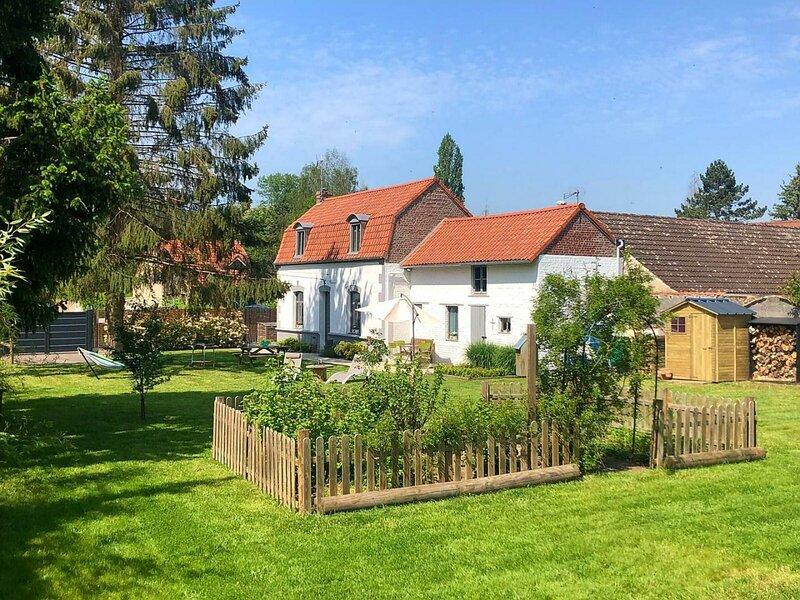 le Blason, holiday rental in Saint-Amand-les-Eaux