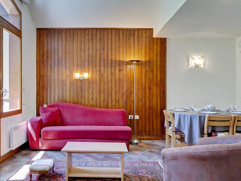 Appartement moderne et spacieux, vue sur la piste., holiday rental in La Tania