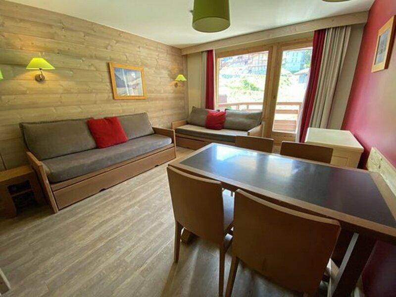 Appartement plein centre, exposé sud., holiday rental in La Tania