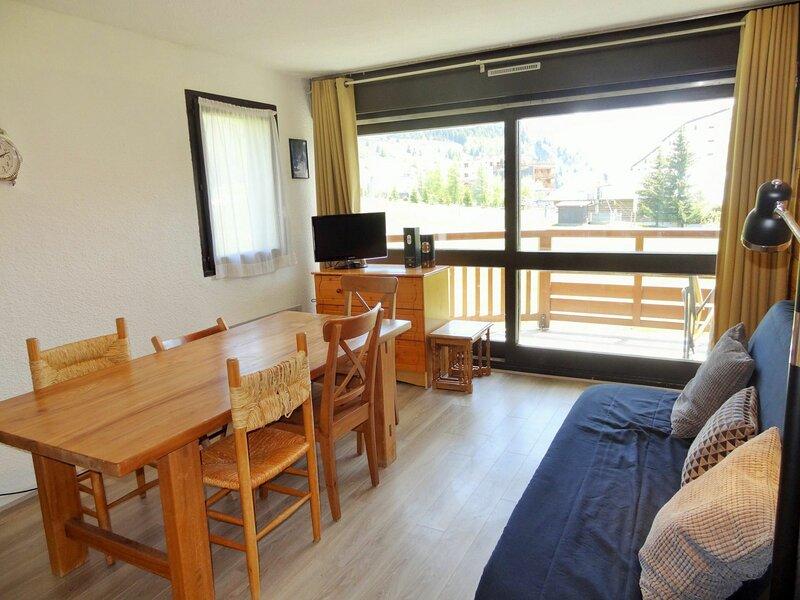 Bel appartement rénové proche du télesiége du Diable, holiday rental in Saint-Christophe-en-Oisans