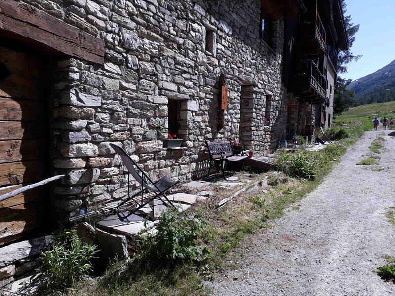 Laisinant - charme authentique - à coté de la téléseige Laisinant Express – semesterbostad i Val d'Isère