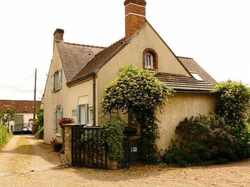 Les Treillages, location de vacances à Germigny-des-Pres