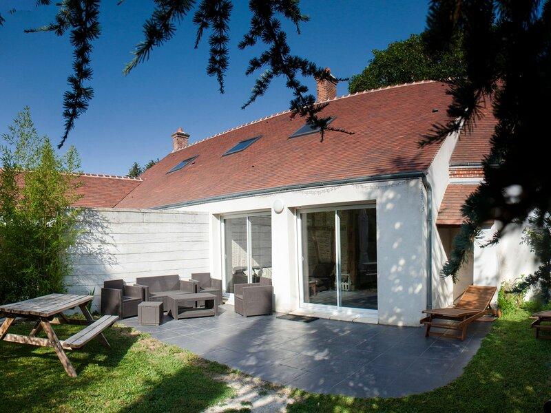 Gîte de Loire Le Germigny, location de vacances à Germigny-des-Pres