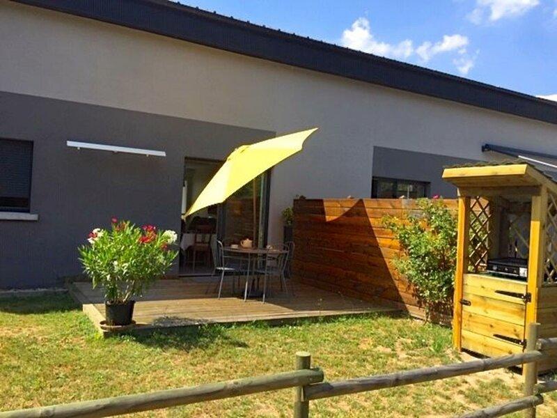 L'Atelier, holiday rental in Germigny-des-Pres