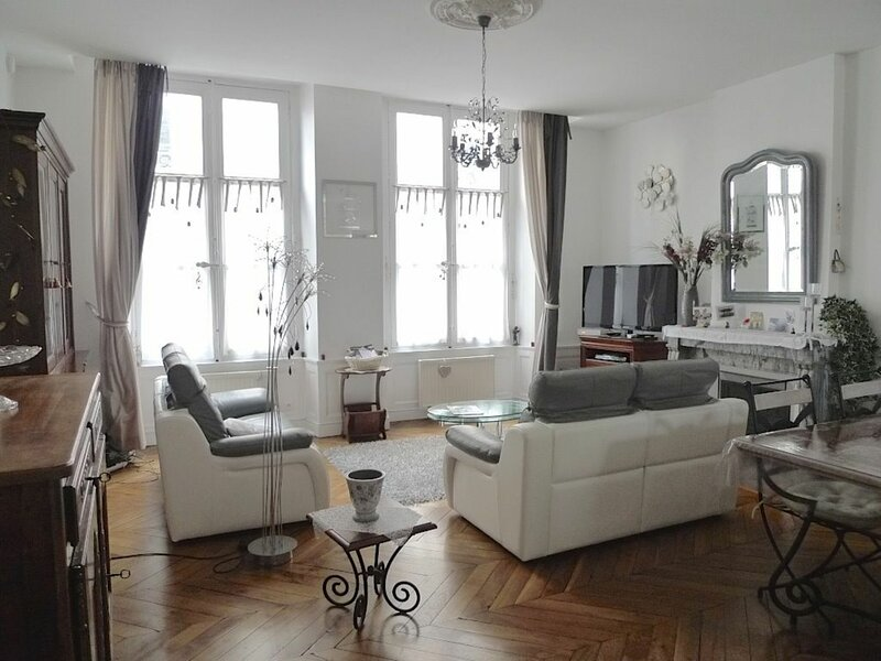 Chez F&F, coeur de ville, holiday rental in Donnery