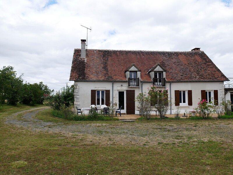 Les Beaubois, casa vacanza a Chatillon-Coligny