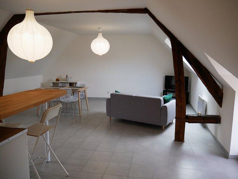 Coeur de village II, holiday rental in Bonneval