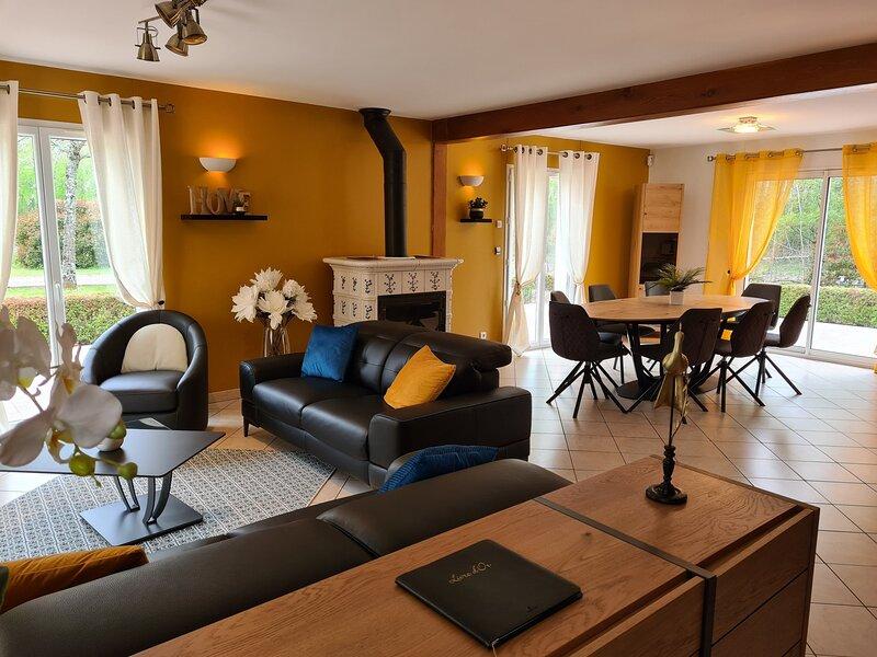 Gîte EmySphere, casa vacanza a Chatillon-Coligny
