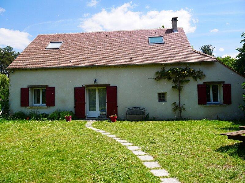 Les Bruyères, location de vacances à Germigny-des-Pres