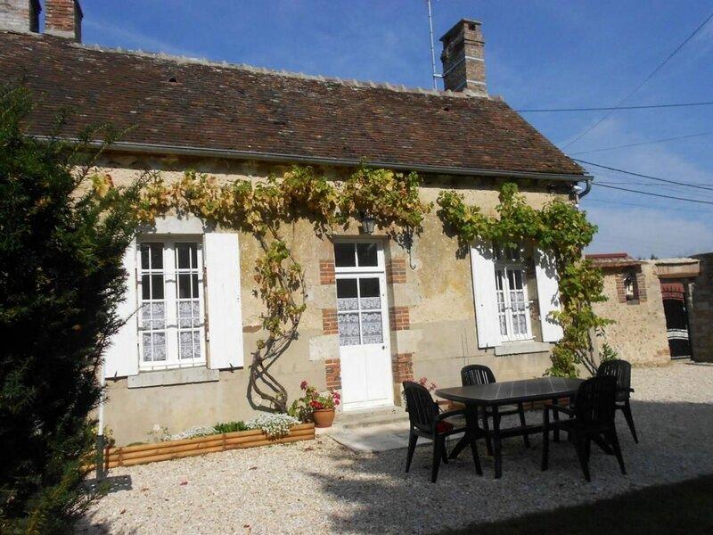 Gîte de la Sablonnière, holiday rental in Ferrieres-en-Gatinais