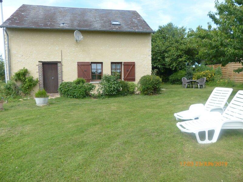 Les Bézits, casa vacanza a Chatillon-Coligny