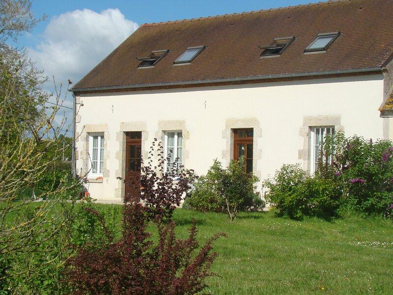 Gîte des Bois de Romaison, holiday rental in Beaune-la-Rolande