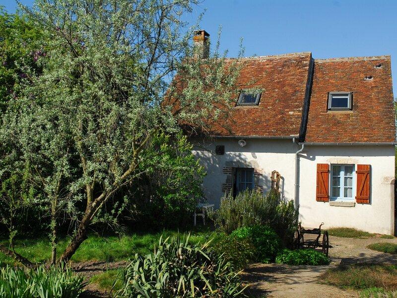 La Grande Brosse, location de vacances à La Ferte-Saint-Aubin