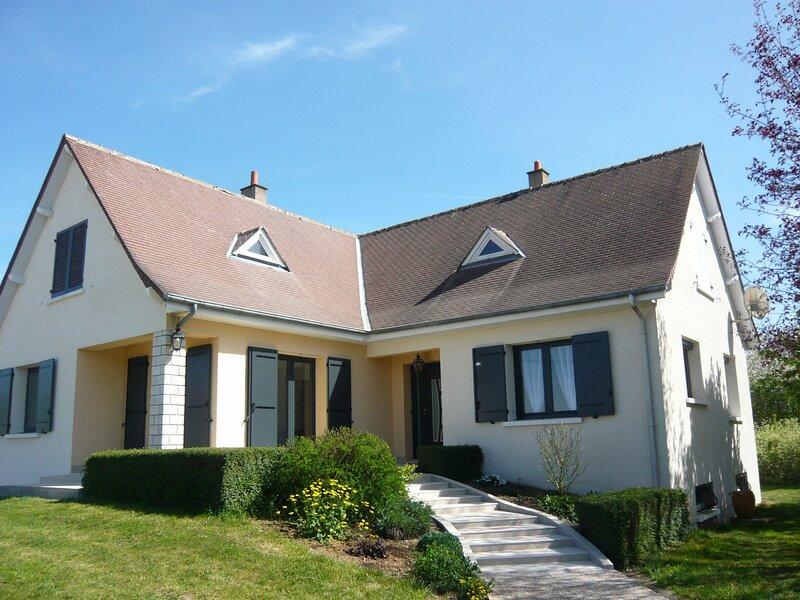 Les Trempailles, vacation rental in Prenouvellon