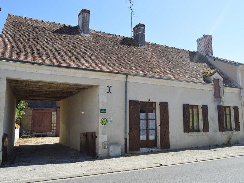 La Maison des Hirondelles, holiday rental in Buzancais
