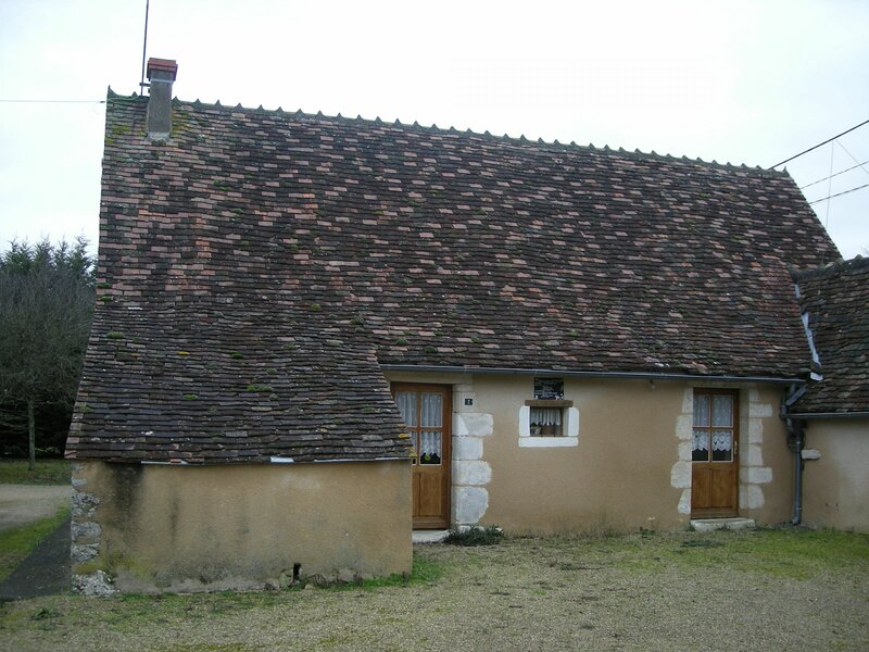 Les Grands Veillons, holiday rental in Ingrandes