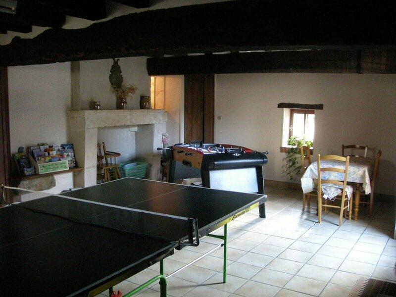 Hirondelles en Berry, holiday rental in Buzancais