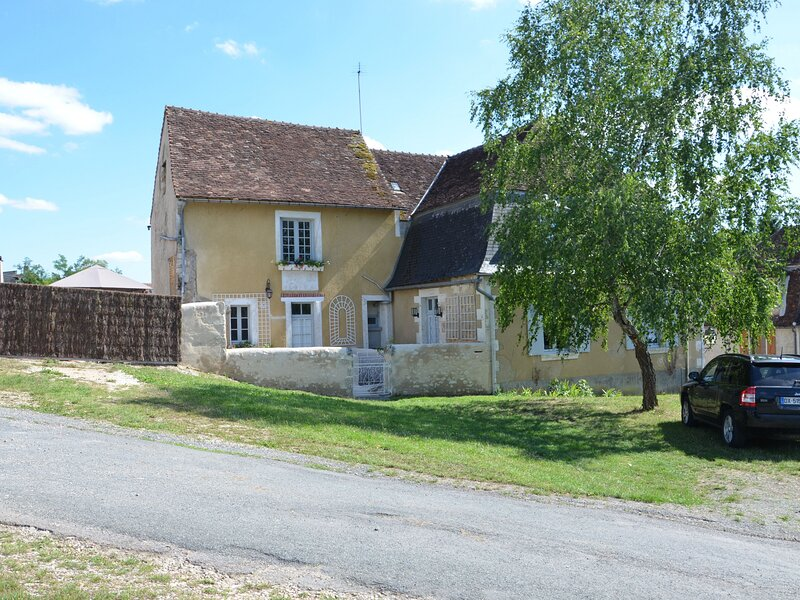 Le Naillac, holiday rental in Ingrandes