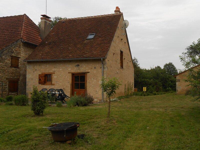 Château Guillaume, alquiler vacacional en Saint-Benoit-du-Sault
