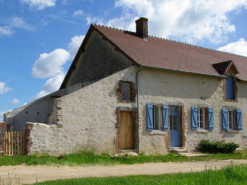 Location Maison Migné, 3 pièces, 5 personnes, holiday rental in Buzancais