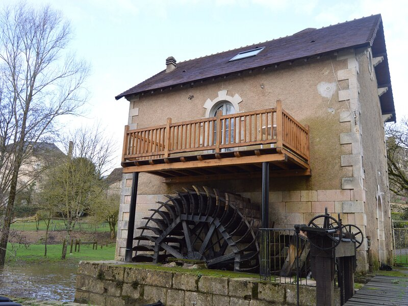 Le Petit Moulin, holiday rental in Journet