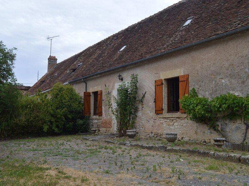 Chez Maurice, alquiler vacacional en Saint-Benoit-du-Sault