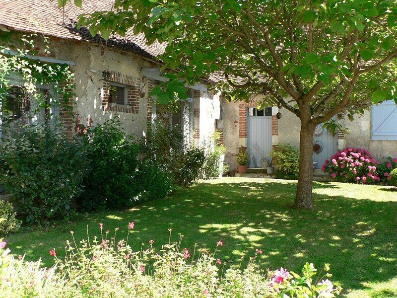Domaine de la Crapaudine, alquiler vacacional en Rosnay