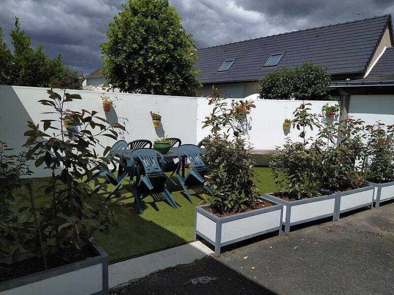 La Menuiserie Bis, holiday rental in Issoudun