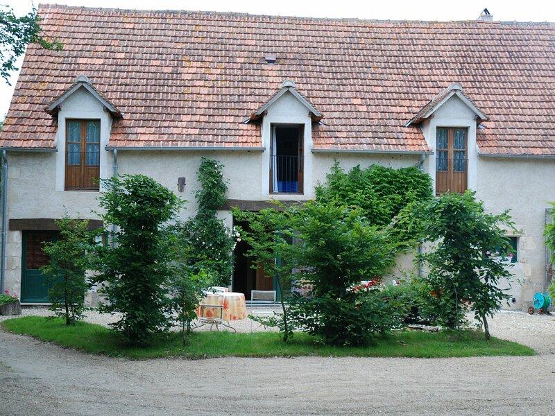 Grand Gîte des Petites Ages, holiday rental in Journet
