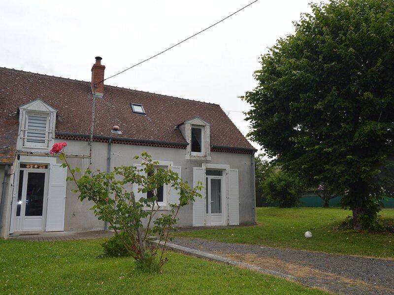Les Champs de Devant, holiday rental in Issoudun