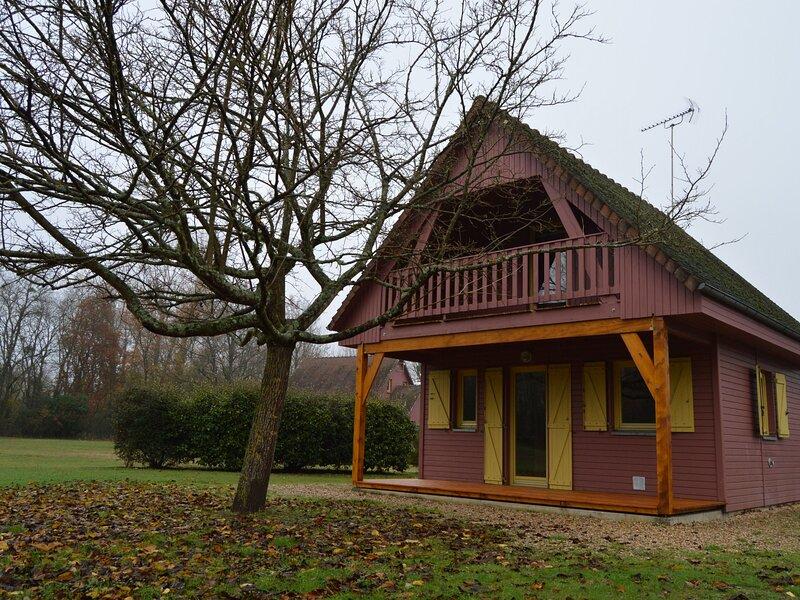 Chalet Côté Moulin, holiday rental in Romorantin-Lanthenay