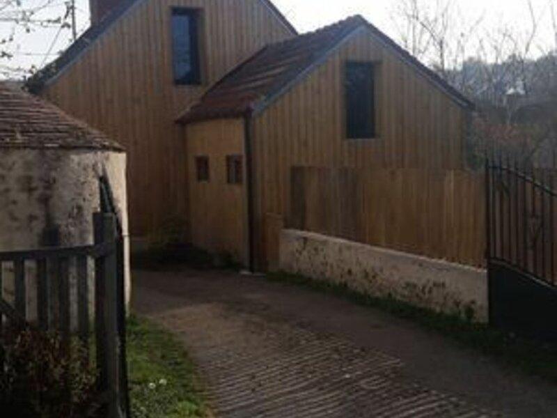 Chez Andrée, casa vacanza a Saint-Marcel