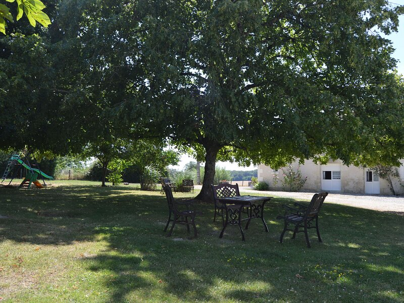 La Nobléterie, holiday rental in Buzancais