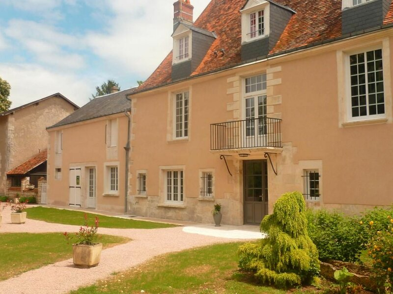 Villenoue, holiday rental in Issoudun
