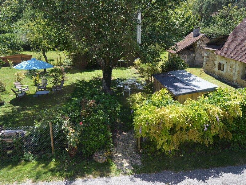 Maison de Lucie, location de vacances à Écueillé