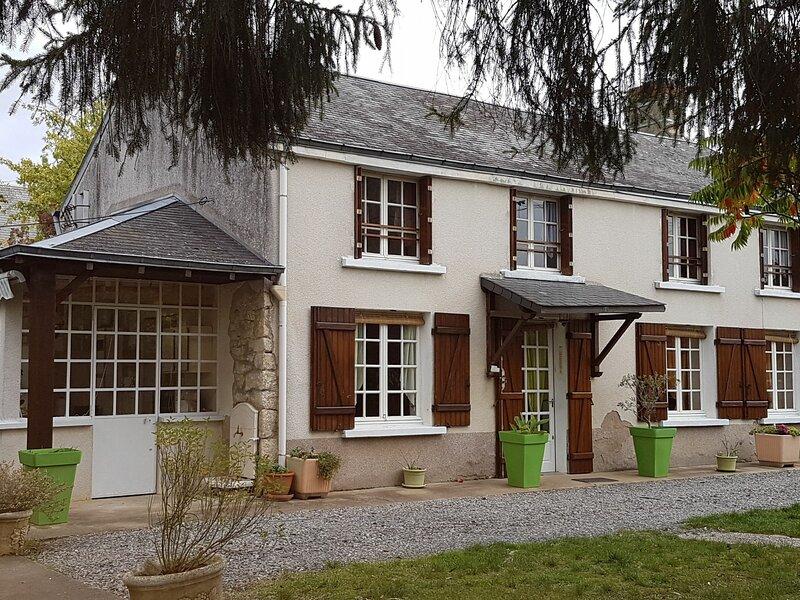 La Maison du Bonheur, holiday rental in Saint-Aout