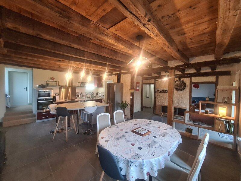 Gîte des Ormeaux, location de vacances à Saint-Pierre-les-Bois