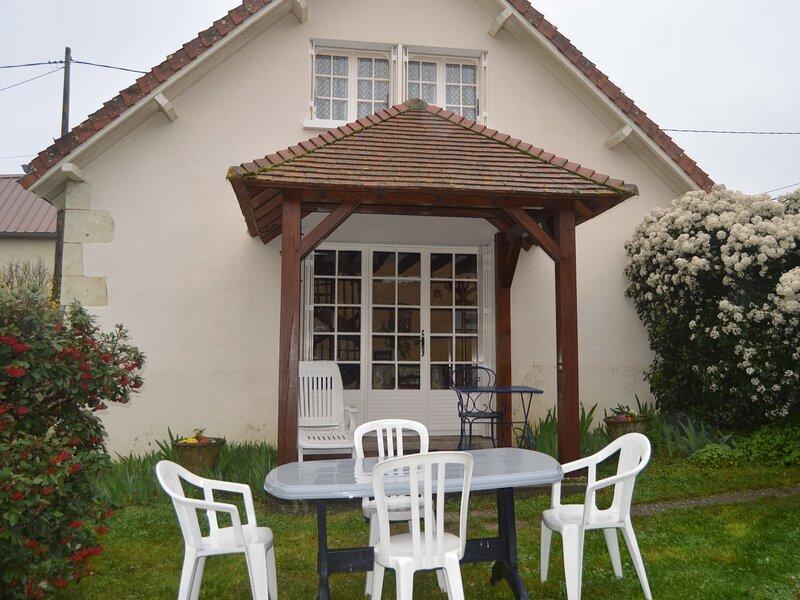 La Jeannette, holiday rental in Buzancais