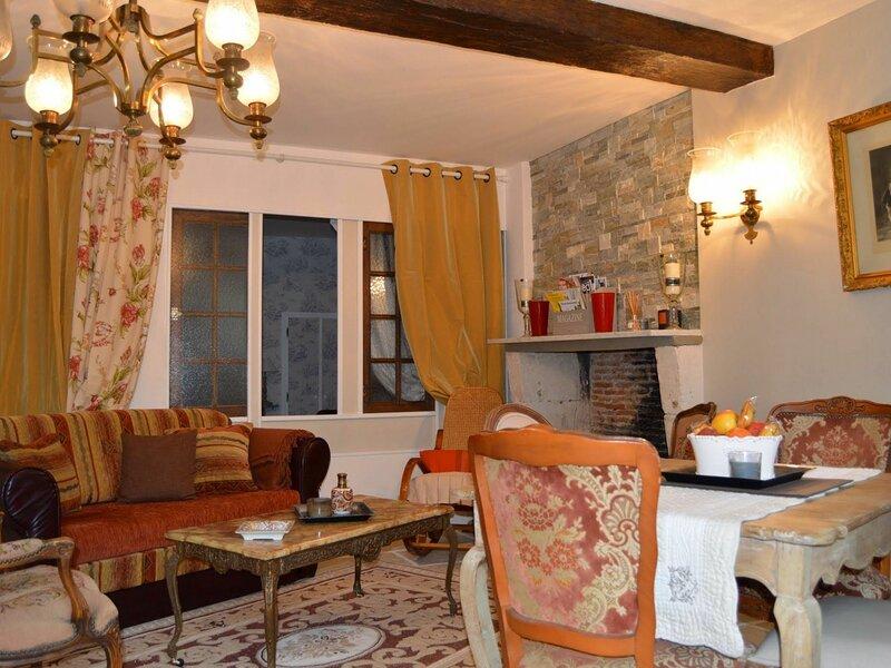 Le Haut du Blanc, holiday rental in Ingrandes