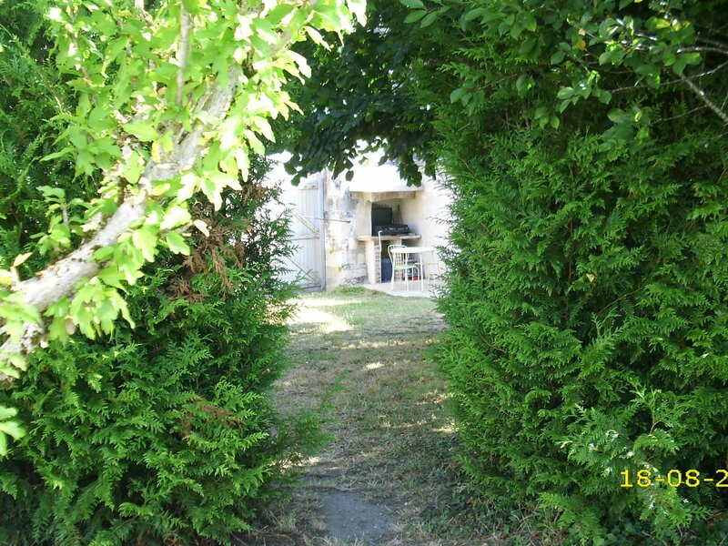 Le Brocherieu, holiday rental in Chatillon-sur-Indre