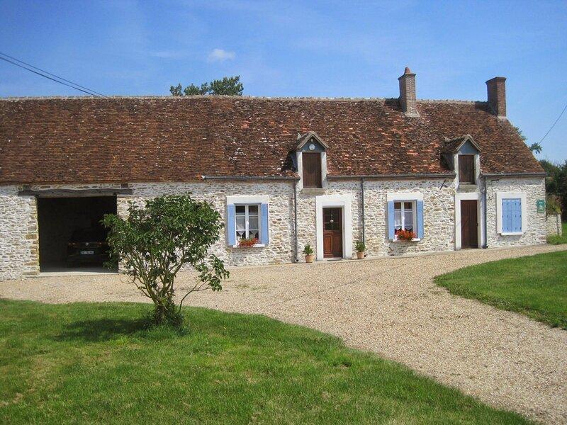 Sembleçay, holiday rental in Romorantin-Lanthenay
