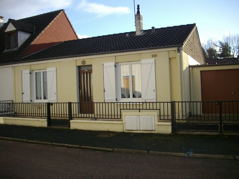 Les Charmilles, holiday rental in Issoudun