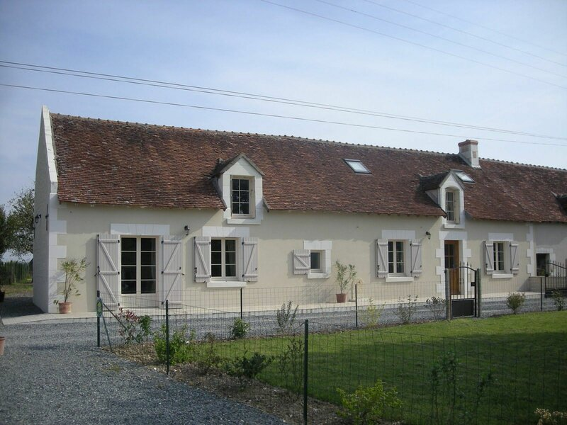 Les Huberts, holiday rental in Chateauvieux