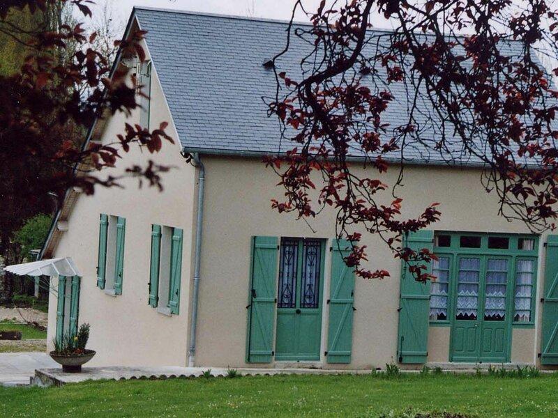Le Bourg, location de vacances à Martizay