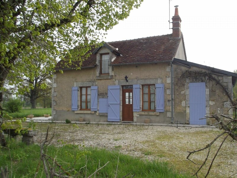 L' Herbure, holiday rental in Buzancais