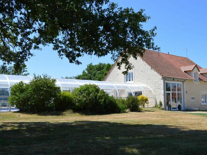 Les Pichots, casa vacanza a Saint-Marcel