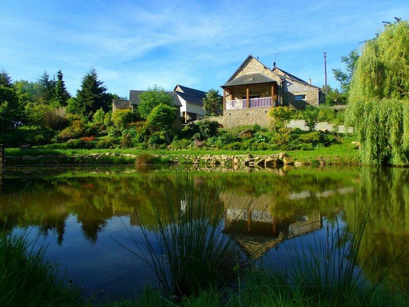 La Poulegrenière, location de vacances à Ambrières-les-Vallées